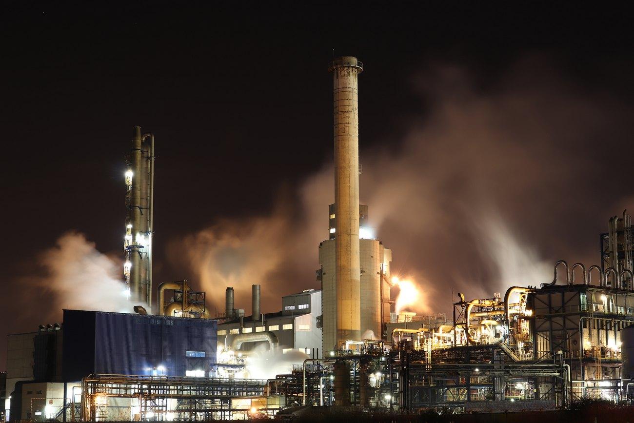 usine de gaz